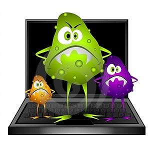 حذف الفيروسات